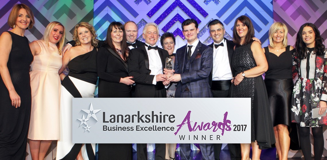 Lanarkshire Business Excellence Awards 2017