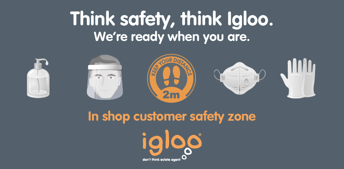 Think Safety, Think Igloo